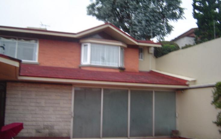 Foto de casa en venta en  , lomas de vista hermosa, cuajimalpa de morelos, distrito federal, 1050905 No. 01