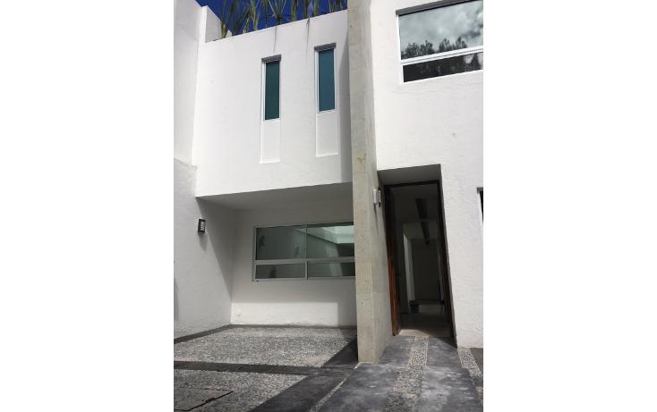 Foto de casa en venta en  , lomas de vista hermosa, cuajimalpa de morelos, distrito federal, 1243221 No. 01