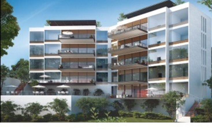 Foto de departamento en venta en  , lomas de vista hermosa, cuajimalpa de morelos, distrito federal, 1266573 No. 01