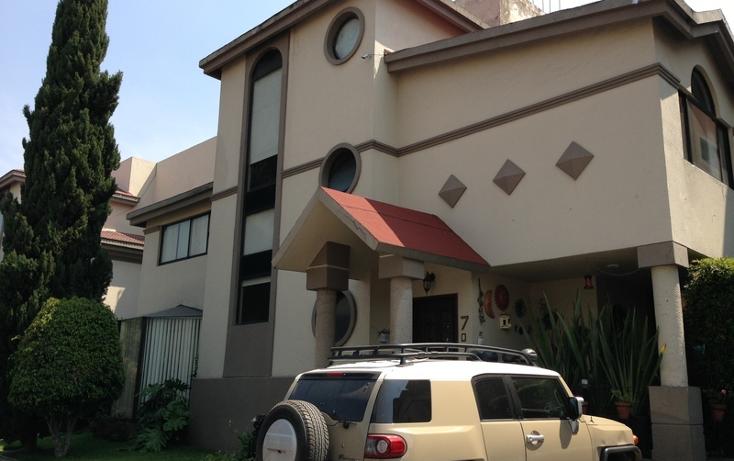 Foto de casa en venta en  , lomas de vista hermosa, cuajimalpa de morelos, distrito federal, 853701 No. 01