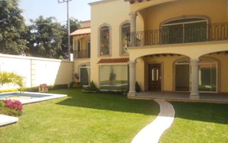 Foto de casa en venta en  , lomas de vista hermosa, cuernavaca, morelos, 1193949 No. 01