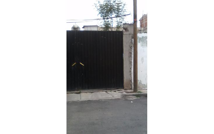 Foto de terreno habitacional en venta en  , lomas de zaragoza, iztapalapa, distrito federal, 2031852 No. 01