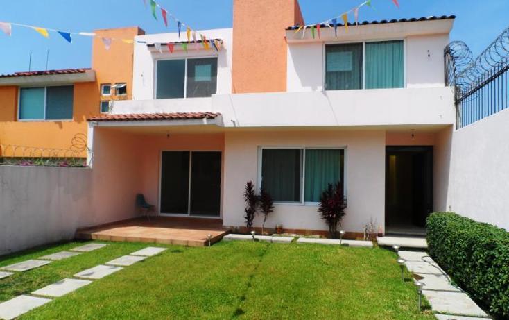 Foto de casa en venta en  , lomas de zompantle, cuernavaca, morelos, 1046781 No. 01