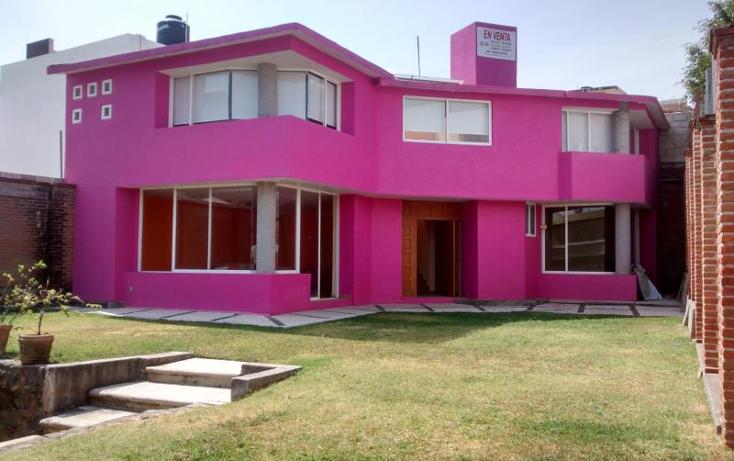 Foto de casa en venta en  , lomas de zompantle, cuernavaca, morelos, 1527414 No. 01