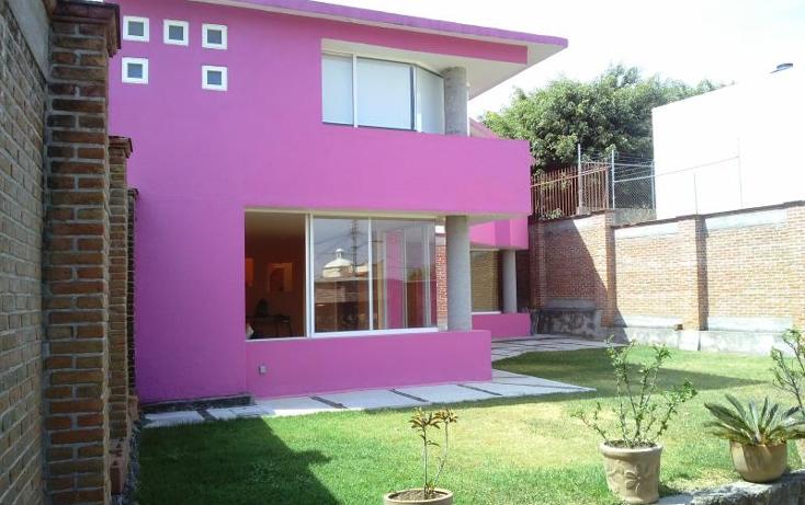 Foto de casa en venta en  , lomas de zompantle, cuernavaca, morelos, 1527414 No. 23