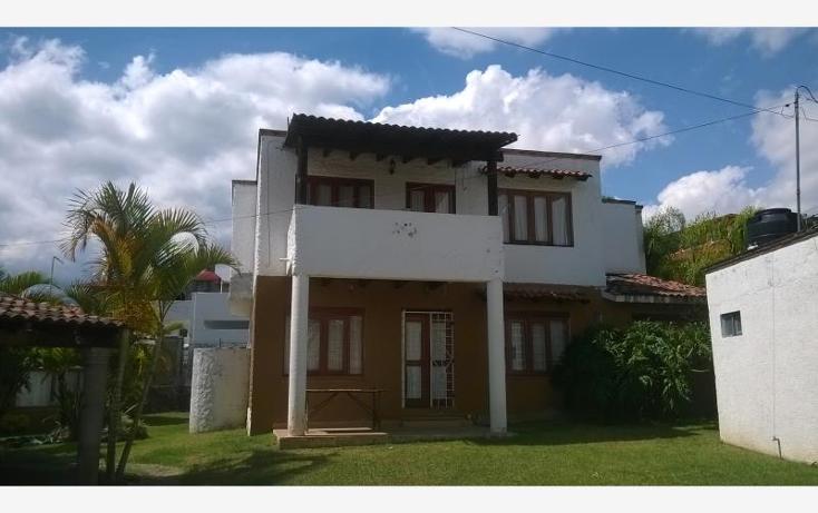 Foto de casa en renta en  , lomas de zompantle, cuernavaca, morelos, 1784854 No. 01