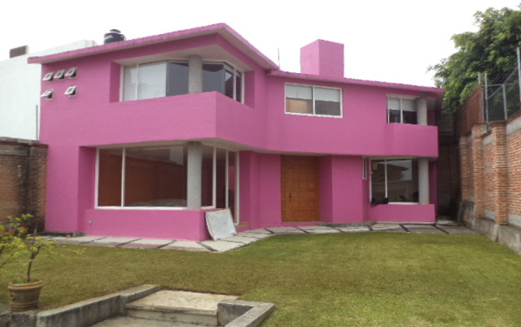 Foto de casa en venta en  , lomas de zompantle, cuernavaca, morelos, 1856124 No. 01