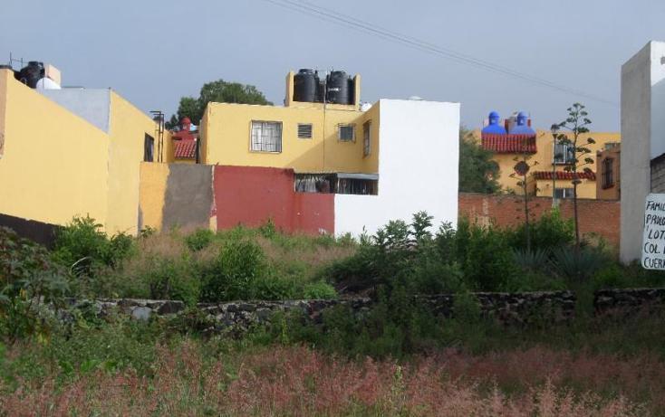 Foto de terreno comercial en venta en calle vieja , lomas de zompantle, cuernavaca, morelos, 2046870 No. 01