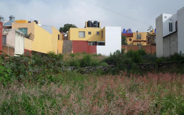 Foto de terreno comercial en venta en calle vieja , lomas de zompantle, cuernavaca, morelos, 2046870 No. 02