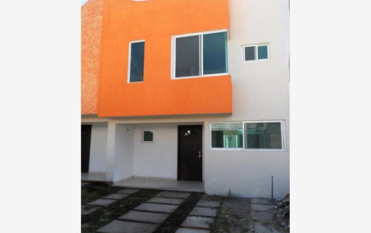Foto de casa en venta en  , lomas de zompantle, cuernavaca, morelos, 392034 No. 01