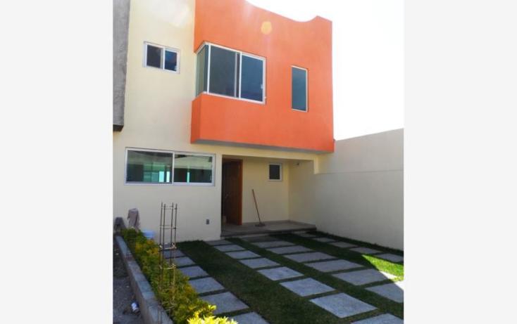 Foto de casa en venta en  , lomas de zompantle, cuernavaca, morelos, 392035 No. 02