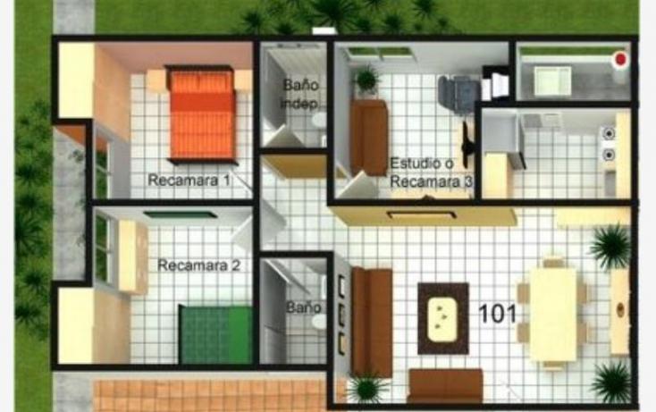 Foto de departamento en venta en, lomas de zompantle, cuernavaca, morelos, 620718 no 01