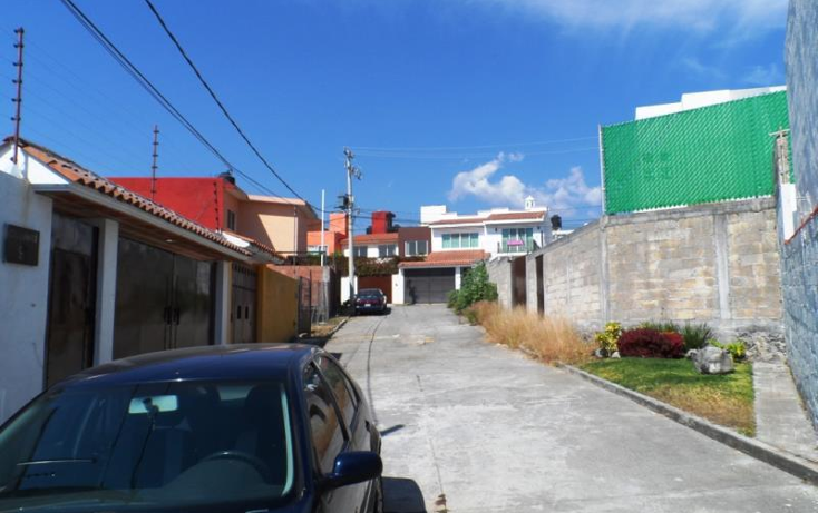 Foto de terreno habitacional en venta en  , lomas de zompantle, cuernavaca, morelos, 825335 No. 02