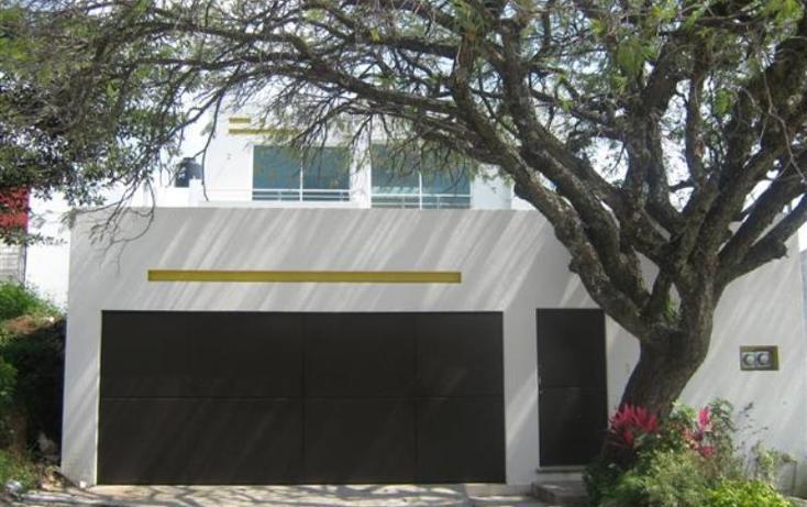 Foto de casa en venta en  -, lomas de zompantle, cuernavaca, morelos, 875059 No. 01