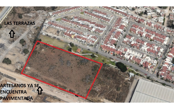 Foto de terreno comercial en venta en  , lomas del 4, san pedro tlaquepaque, jalisco, 1852482 No. 12