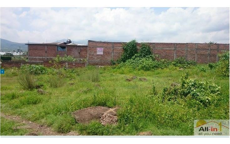 Foto de terreno habitacional en venta en  , lomas del bosque, jacona, michoacán de ocampo, 1548986 No. 01