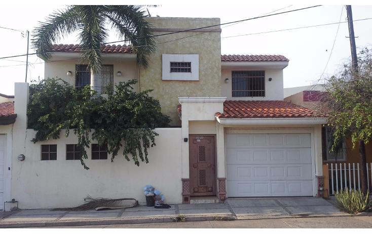 Foto de casa en venta en  , lomas del boulevard, culiac?n, sinaloa, 2018230 No. 01