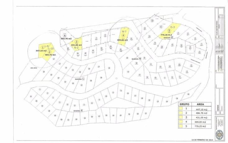 Foto de terreno habitacional en venta en  , lomas del cabo, los cabos, baja california sur, 1879934 No. 14