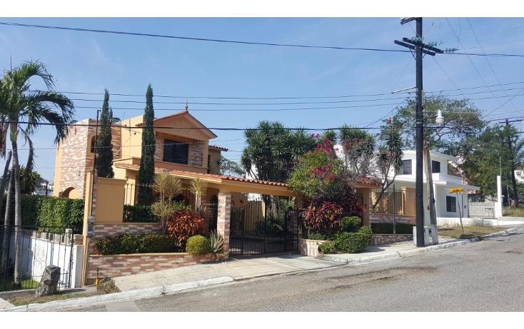 Foto de casa en venta en  , lomas del chairel, tampico, tamaulipas, 1642620 No. 01