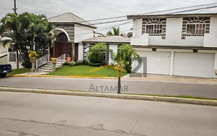 Foto de casa en venta en  , lomas del chairel, tampico, tamaulipas, 1715310 No. 01