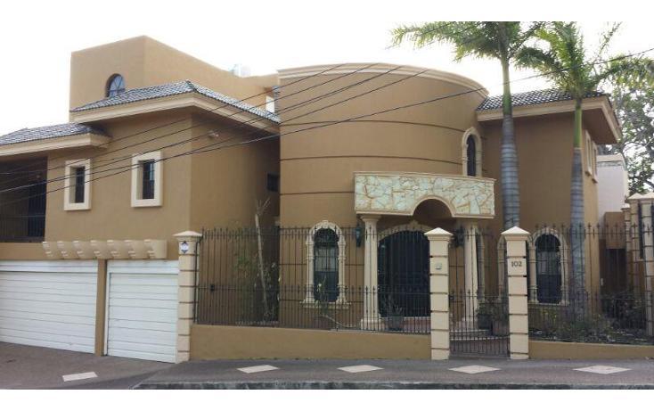 Foto de casa en venta en  , lomas del chairel, tampico, tamaulipas, 2029252 No. 01