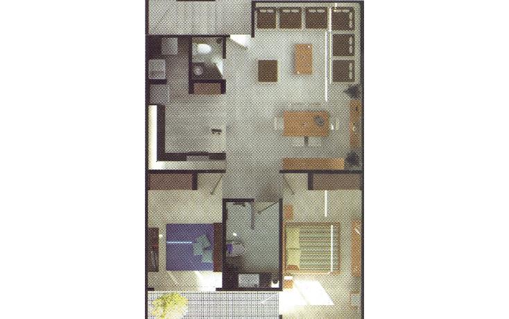 Foto de departamento en venta en  , lomas del chamizal, cuajimalpa de morelos, distrito federal, 1209303 No. 02