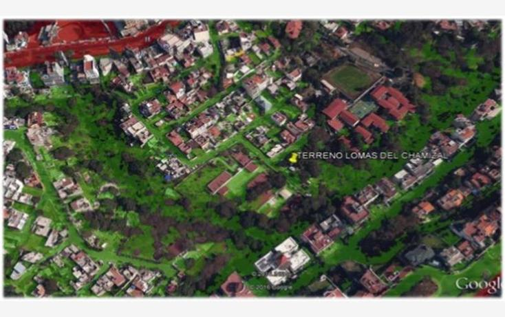 Foto de terreno habitacional en venta en cerrada de explosivos , lomas del chamizal, cuajimalpa de morelos, distrito federal, 1991856 No. 01