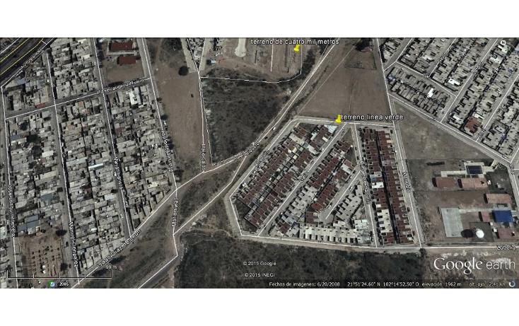Foto de terreno comercial en venta en  , lomas del chapulín, aguascalientes, aguascalientes, 1741578 No. 02