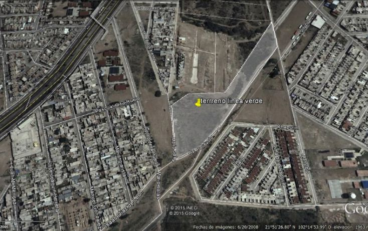 Foto de terreno comercial en venta en, lomas del chapulín, aguascalientes, aguascalientes, 1741578 no 04