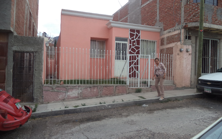 Foto de casa en renta en  , lomas del convento, guadalupe, zacatecas, 1297423 No. 01