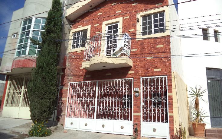 Foto de casa en renta en  , lomas del convento, guadalupe, zacatecas, 1641846 No. 01