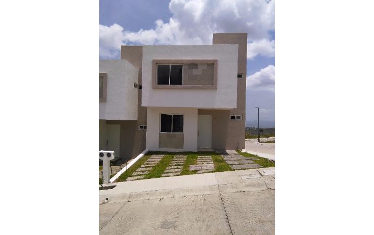 Foto de casa en venta en  , lomas del durazno, morelia, michoacán de ocampo, 1261143 No. 01