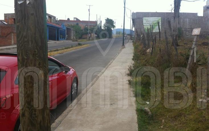 Foto de terreno habitacional en venta en  , lomas del durazno, morelia, michoacán de ocampo, 908343 No. 02