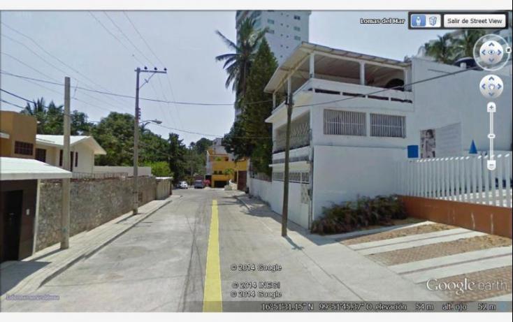 Foto de terreno habitacional en venta en lomas del mar 22, condesa, acapulco de juárez, guerrero, 662905 no 01