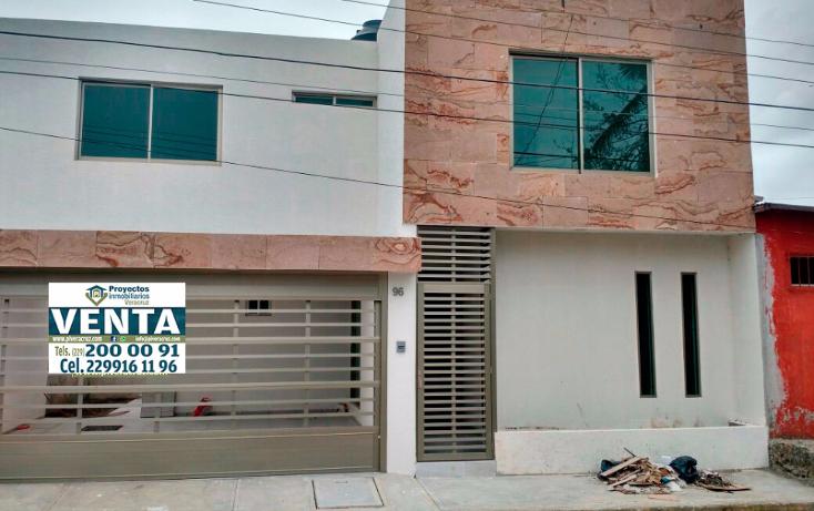 Foto de casa en venta en  , lomas del mar, boca del río, veracruz de ignacio de la llave, 2014978 No. 01