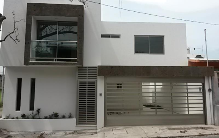 Foto de casa en venta en  , lomas del mar, boca del río, veracruz de ignacio de la llave, 899125 No. 01