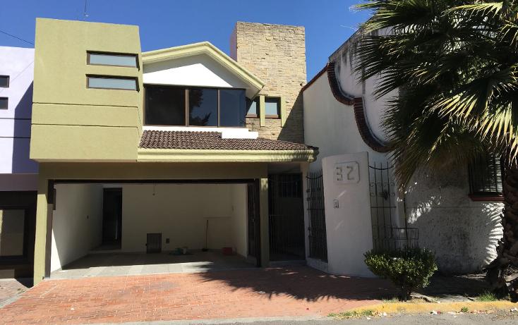 Foto de casa en venta en  , lomas del mármol, puebla, puebla, 1695190 No. 01