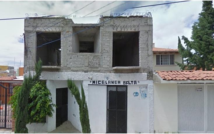 Foto de casa en venta en  , lomas del marqu?s 1 y 2 etapa, quer?taro, quer?taro, 1657905 No. 01