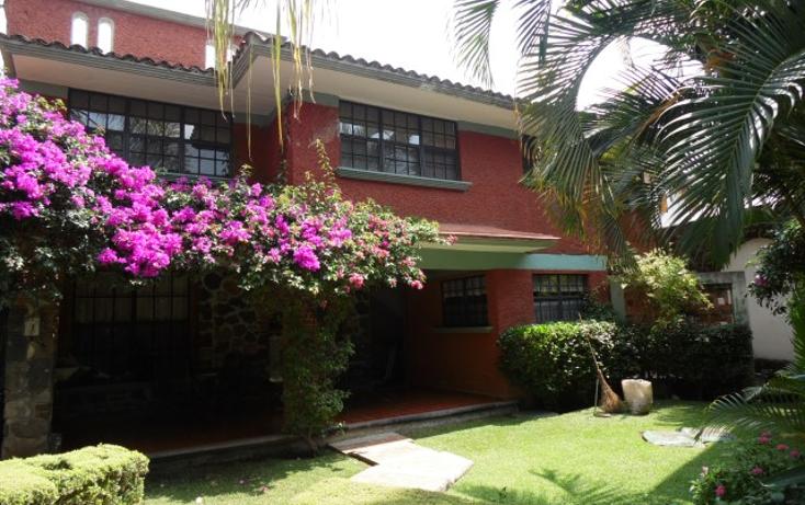 Foto de casa en venta en  , lomas del mirador, cuernavaca, morelos, 1382203 No. 01