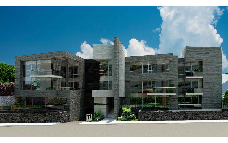 Foto de departamento en venta en  , lomas del pedregal framboyanes, tlalpan, distrito federal, 1267463 No. 10