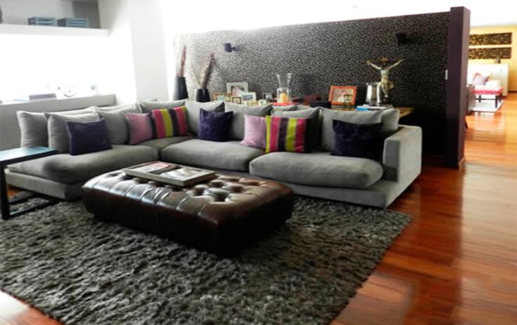 Foto de departamento en venta en  , lomas del pedregal framboyanes, tlalpan, distrito federal, 1691646 No. 09