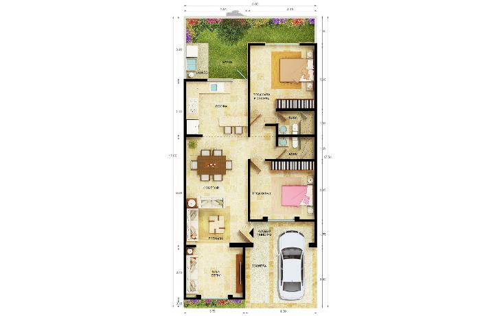 Foto de casa en venta en  , lomas del pedregal, irapuato, guanajuato, 1046897 No. 02