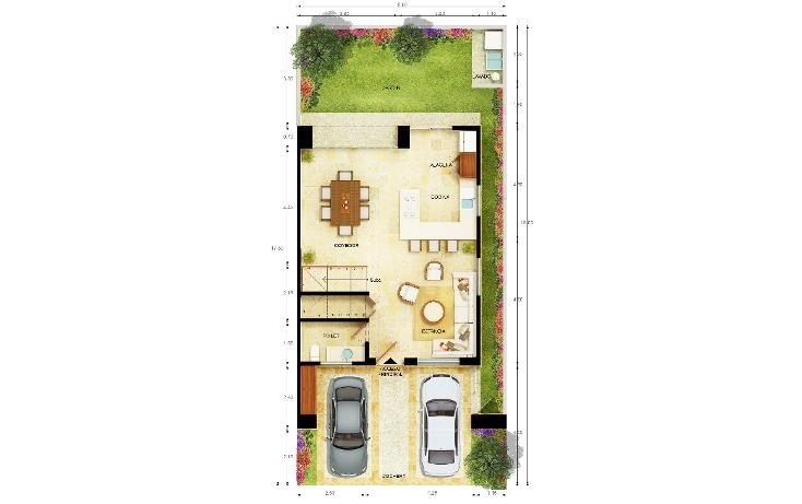 Foto de casa en venta en  , lomas del pedregal, irapuato, guanajuato, 1046905 No. 03