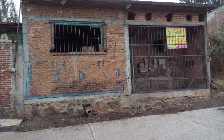 Foto de terreno habitacional en venta en  , lomas del pedregal, morelia, michoacán de ocampo, 1979032 No. 01
