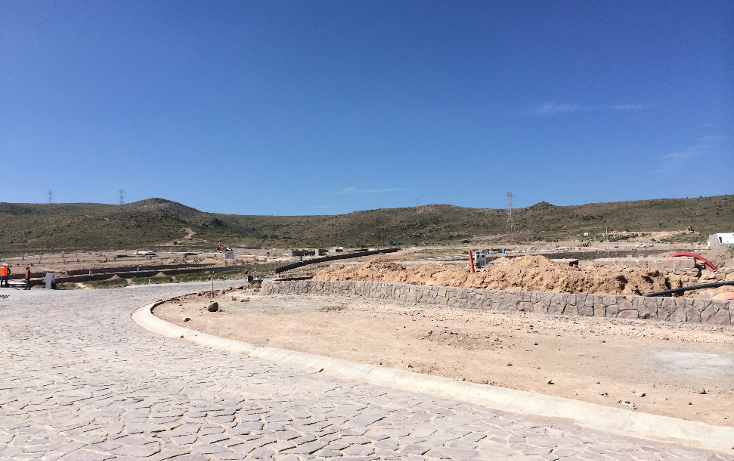 Foto de terreno habitacional en venta en  , lomas del pedregal, san luis potosí, san luis potosí, 1045805 No. 03