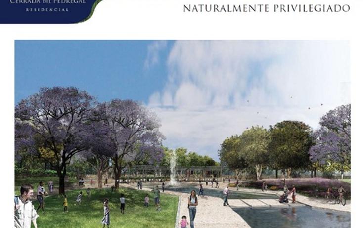 Foto de terreno habitacional en venta en  , lomas del pedregal, san luis potosí, san luis potosí, 1045807 No. 01