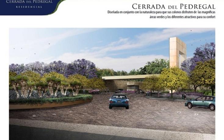 Foto de terreno habitacional en venta en  , lomas del pedregal, san luis potosí, san luis potosí, 1045807 No. 02