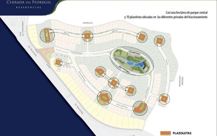 Foto de terreno habitacional en venta en  , lomas del pedregal, san luis potosí, san luis potosí, 1045807 No. 03