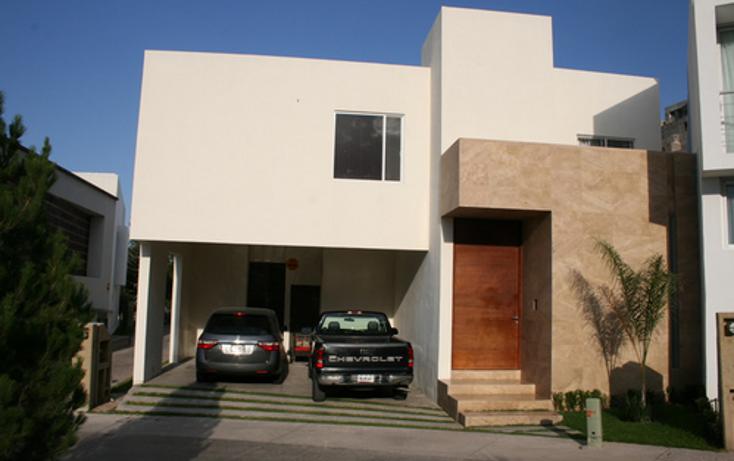 Foto de casa en venta en  , lomas del pedregal, san luis potos?, san luis potos?, 1045815 No. 01