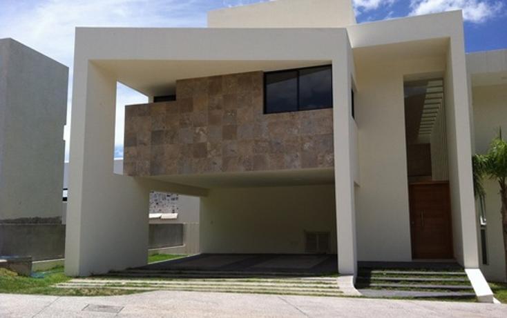 Foto de casa en venta en  , lomas del pedregal, san luis potosí, san luis potosí, 1045839 No. 01